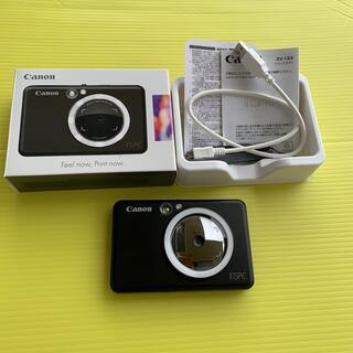 Canon ZV-123-MBK(コンパクトデジタルカメラ)