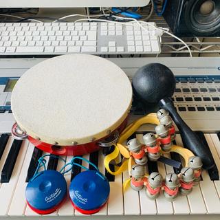 パーカッション打楽器セット!(パーカッション)