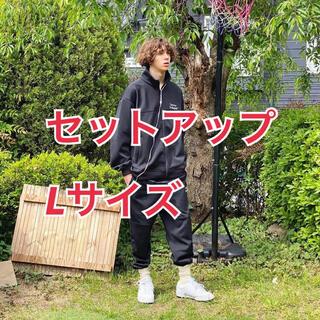 ennoy professional Track Jacket Pantsセット(ナイロンジャケット)