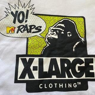 エクストララージ(XLARGE)のTシャツ(Tシャツ/カットソー(七分/長袖))