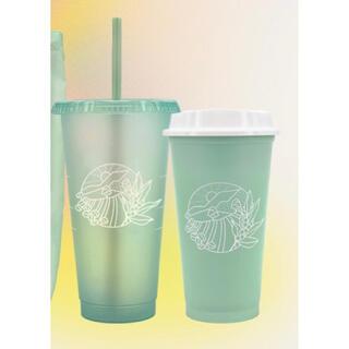 Starbucks Coffee - 2点セット★おまけ付★海外スターバックス★アースデイモチーフ★リユーザブルカップ