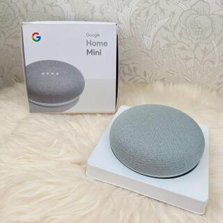 グーグル(Google)のGoogle Home mini スマートスピーカー グーグル ホーム ミニ(スピーカー)