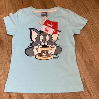 プーマ(PUMA)のPUMA トムアンドジェリー Tシャツ 新品(Tシャツ/カットソー)