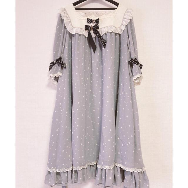 Angelic Pretty(アンジェリックプリティー)のsweet dream ワンピース レディースのワンピース(ひざ丈ワンピース)の商品写真