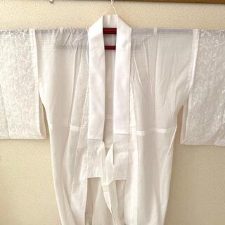 涼しいポリエステル呂襦袢 水洗い可能 夏着物や単着物に(着物)