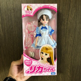タカラトミー(Takara Tomy)のリカちゃん人形(ナース服)(人形)