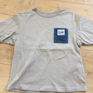 Lee - Lee Tシャツ グレー 130