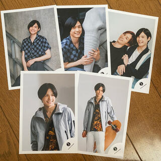 sixtones 松村北斗 公式写真