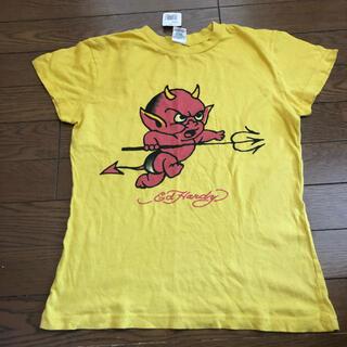 エドハーディー(Ed Hardy)のエドハーディーsレディース Tシャツデビル赤鬼(Tシャツ(半袖/袖なし))
