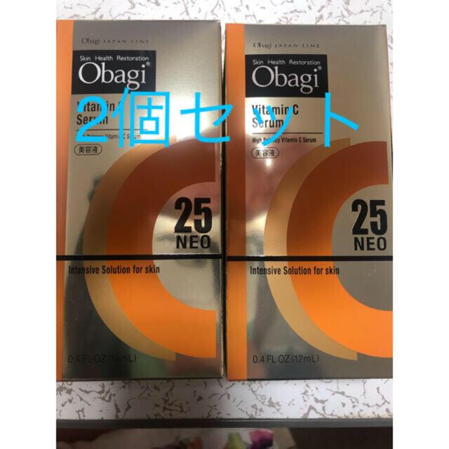Obagi(オバジ)のオバジC25セラム ネオ12ml2個セット コスメ/美容のスキンケア/基礎化粧品(美容液)の商品写真