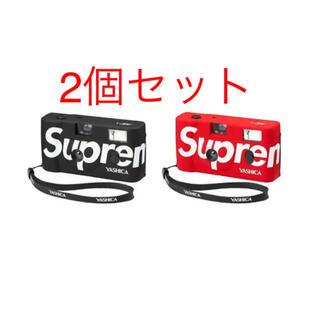 シュプリーム(Supreme)のシュプリーム ヤシカ MF-1 カメラ 2個セット(フィルムカメラ)