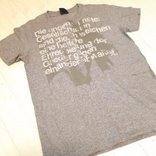Graniph - graniph★Tシャツ★グレー★Sサイズ★トップス★