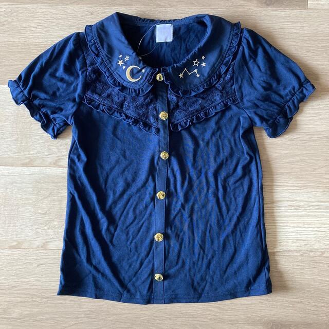 axes femme(アクシーズファム)のaxes femme kidsカットソー キッズ/ベビー/マタニティのキッズ服女の子用(90cm~)(Tシャツ/カットソー)の商品写真