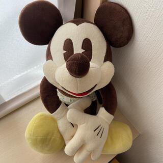 ディズニー(Disney)の3ミッキーマウス 抱き枕(ぬいぐるみ)