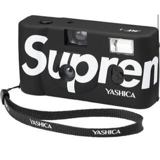 シュプリーム(Supreme)のシュプリーム ヤシカ MF-1 カメラ ブラック(フィルムカメラ)