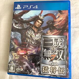コーエーテクモゲームス(Koei Tecmo Games)のPS4 「真・三國無双7 with猛将伝」(家庭用ゲームソフト)