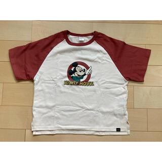 フタフタ(futafuta)のfuta futaディズニー(Tシャツ/カットソー)