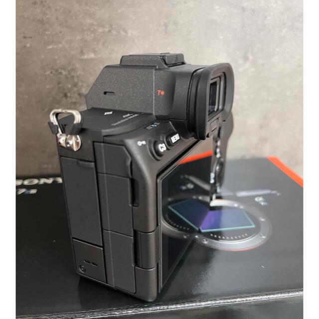SONY(ソニー)の極上品 SONY α7SIII ILCE-7SM3 スマホ/家電/カメラのカメラ(ミラーレス一眼)の商品写真