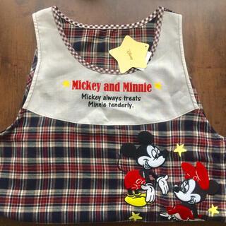 Disney - 【先着1名様限定★新品未使用】ディズニー ミッキー&ミニー エプロン