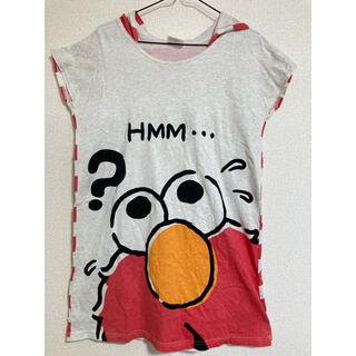 セサミストリート(SESAME STREET)のエルモTシャツ/ユニバーサルスタジオジャパン(Tシャツ(半袖/袖なし))