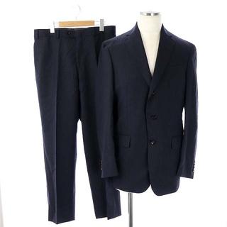 ボリオリ(BOGLIOLI)のボリオリ スーツ セットアップ 48 L 紺 ネイビー(スーツジャケット)