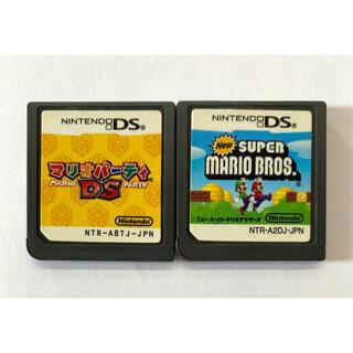 ニンテンドーDS(ニンテンドーDS)のNEW スーパーマリオブラザーズ マリオパーティ DS(家庭用ゲームソフト)