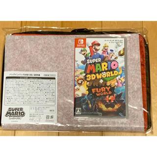 Nintendo Switch - スーパマリオ 3Dワールド ソフト switch