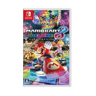 ニンテンドースイッチ(Nintendo Switch)の新品未開封マリオカート8 デラックス(携帯用ゲームソフト)