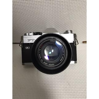 キヤノン(Canon)の◆ Canon キヤノン 一眼レフカメラ FTb カメラレンズ2本セット(デジタル一眼)