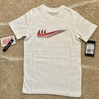 NIKE - NIKE 子ども トップス 半袖Tシャツ 白