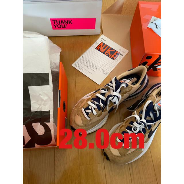 sacai(サカイ)のsacai Nike ヴェイパーワッフル 28 メンズの靴/シューズ(スニーカー)の商品写真