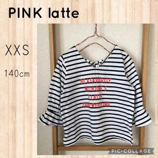 ピンクラテ(PINK-latte)のPINK latte  ★  6分袖Tシャツ(Tシャツ(長袖/七分))