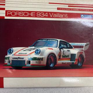 ポルシェ(Porsche)のポルシェ934バイラント グンゼ(プラモデル)