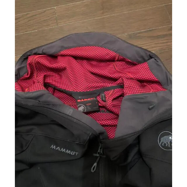 Mammut(マムート)のMAMMUT ULTIMATE HOODY メンズのジャケット/アウター(マウンテンパーカー)の商品写真