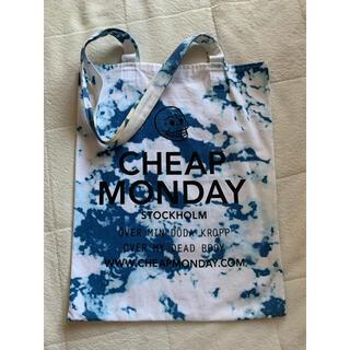 チープマンデー(CHEAP MONDAY)のCHEAP MONDAY トートバッグ(トートバッグ)