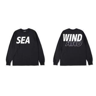 SEA - WIND AND SEA SEA L/S T-SHIRT
