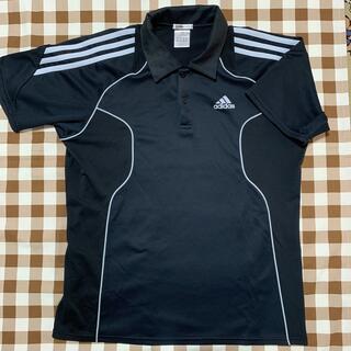 アディダス(adidas)のadidas  メンズ  半袖ポロシャツ  Lサイズ(ポロシャツ)