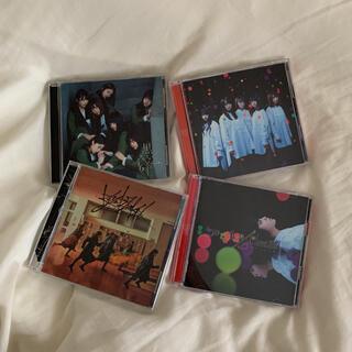ケヤキザカフォーティーシックス(欅坂46(けやき坂46))の欅坂46 櫻坂46 CDまとめ売り(アイドルグッズ)