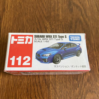Takara Tomy - トミカ スバル WRX STI Type S