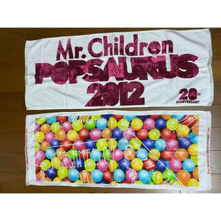 Mr.Children フェイスタオルセット(ミュージシャン)