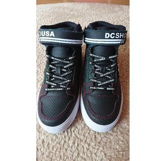 ディーシー(DC)の【新品・未使用】♡DCshoes スニーカー 24cm(スニーカー)