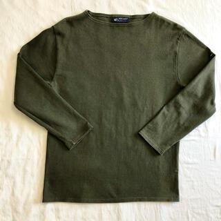 SAINT JAMES - 美品SAINT JAMES セントジェームス ウエッソン 無地バスクシャツ