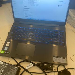 レノボ(Lenovo)のlenovo l340 gaming ゲーミングノートパソコン(ノートPC)