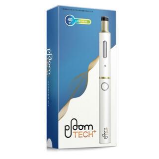PloomTECH - プルームテックプラス スターターキット ホワイト & カプセル 2箱