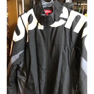 Supreme - シュプリーム ショルダー ロゴ トラック ジャケット