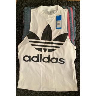 アディダス(adidas)のadidas トップス(Tシャツ(半袖/袖なし))
