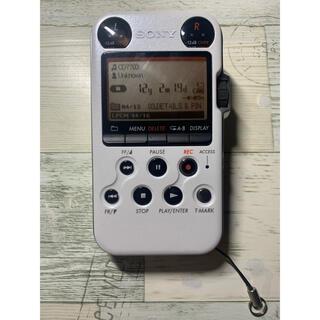ソニー(SONY)の美品 SONY リニアレコーダー PCM-M10 ホワイト (その他)