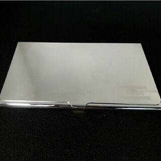 ティファニー(Tiffany & Co.)のティファニーのシルバー製カードケース・名刺入れ(その他)