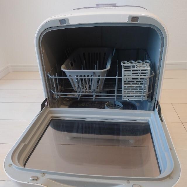 食器洗い乾燥機 Jaime 工事不要 エスケイジャパン スマホ/家電/カメラの生活家電(食器洗い機/乾燥機)の商品写真