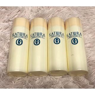 カツウラケショウヒン(KATWRA(カツウラ化粧品))のカツウラ スキンローションG  2本セット(化粧水/ローション)